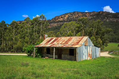 2015-01 Wolgan Valley