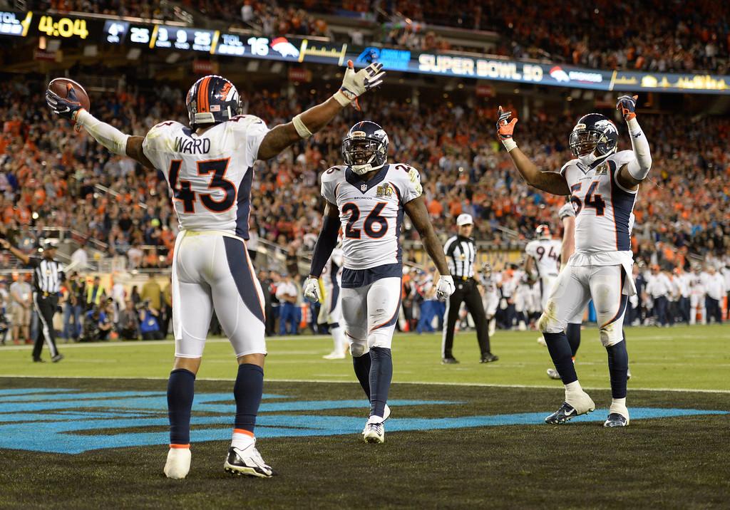 Denver Broncos vs. Carolina Panthers, NFL Super Bowl 50 [Photos]