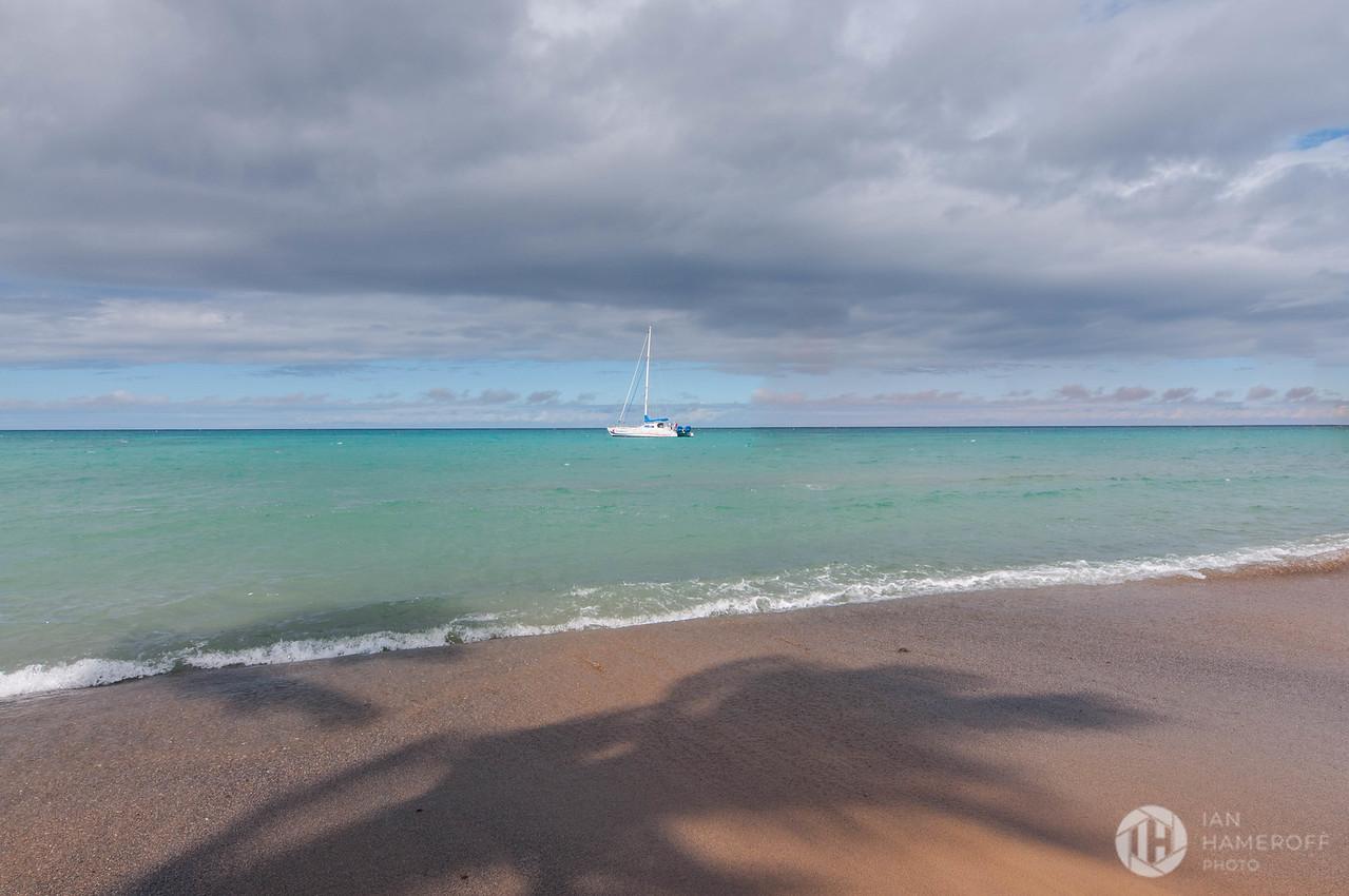 ʻAnaehoʻomalu Bay