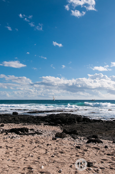 Kailua-Kona Beach
