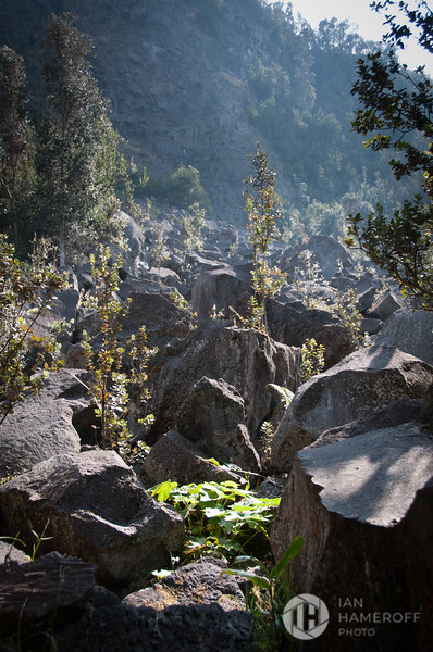 Fallen Caldera Wall