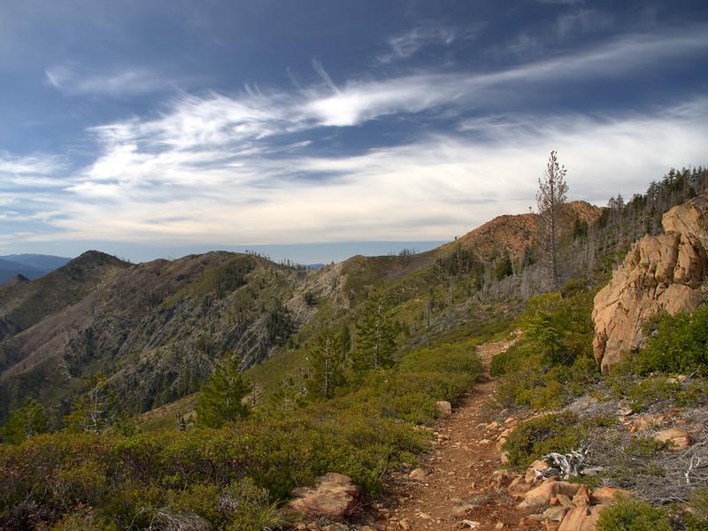 Lily Pad Lake Kangaroo Springs Red Buttes Wilderness California