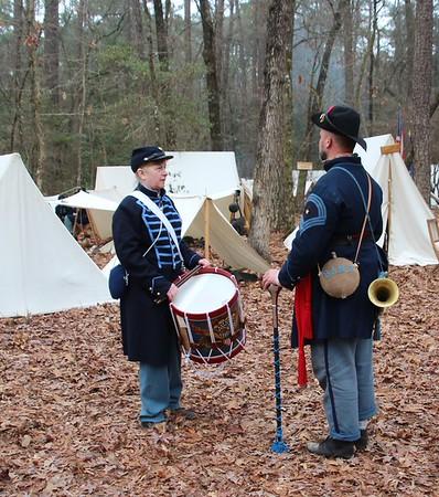 2015-03-21-22 Civil War Re-enactment and Camping at Tuscarora