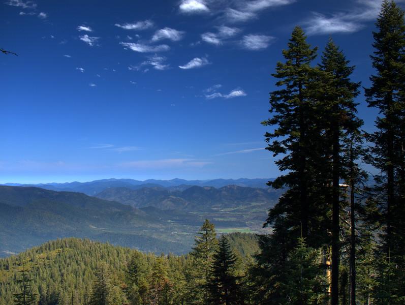 Grayback Mountain Trail Williams Oregon