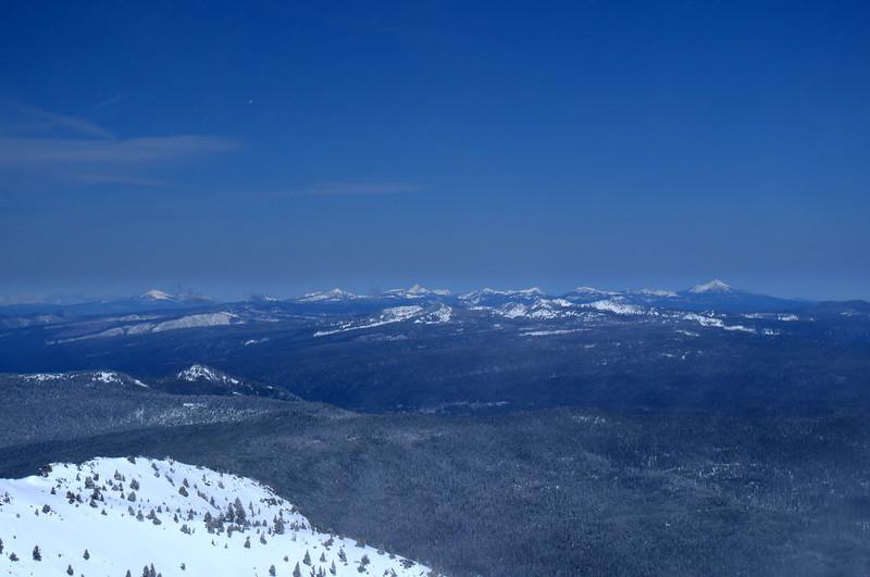 Mount McLoughlin Oregon