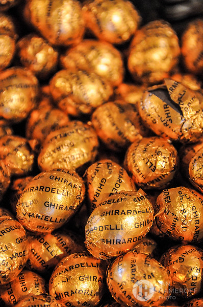 Eggs of Ghirardelli