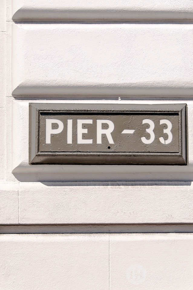 A Sign of Pier-33