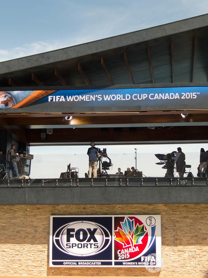 FOX Sports @ Women's World Cup