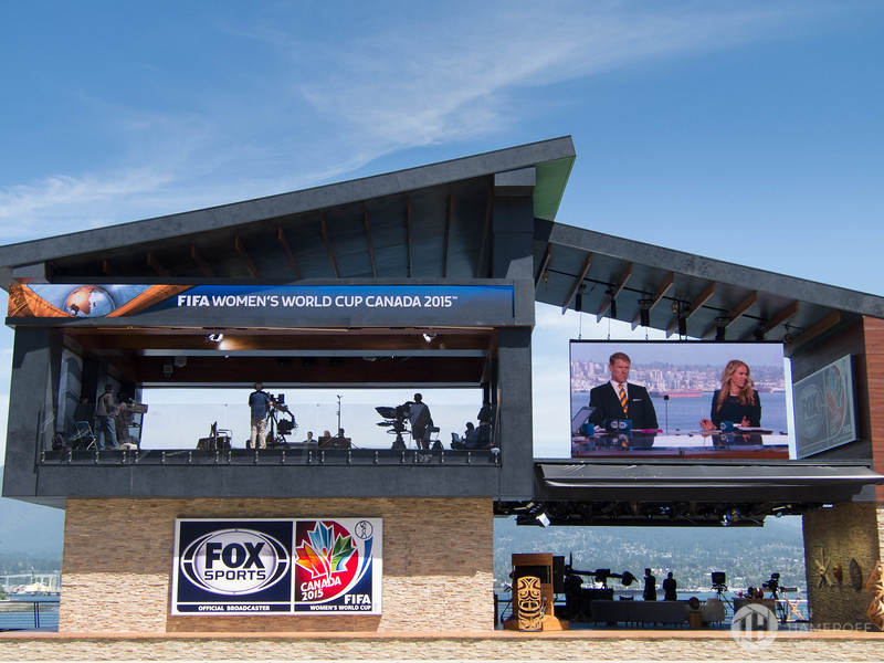 FOX Sports @ Women's World Cup