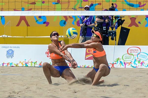 2015 Pan American Games - Women's Beach Volleyball