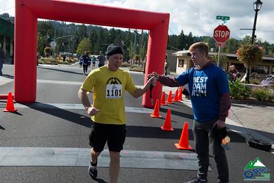 2015-09-26 Best Dam Run 10K Run & Walk