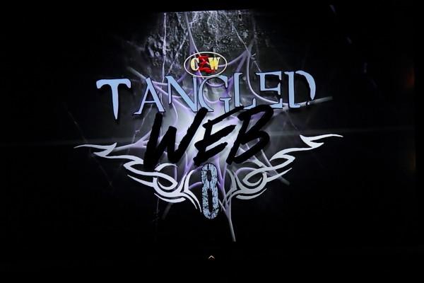 "2015-10-10 CZW: ""Tangled Web 8"" @ Voorhees, NJ"