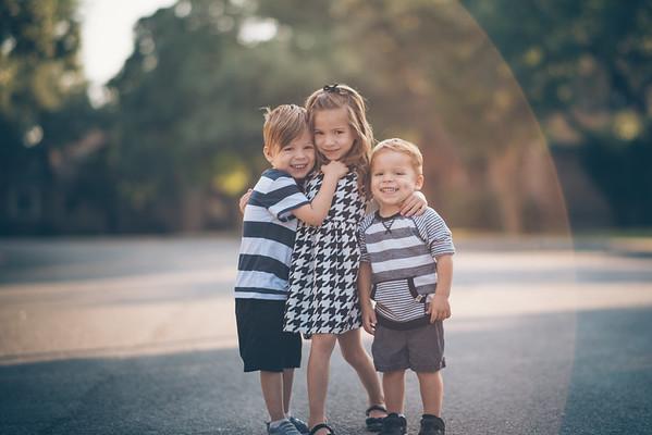 2015-10-11 B&W Family Pics