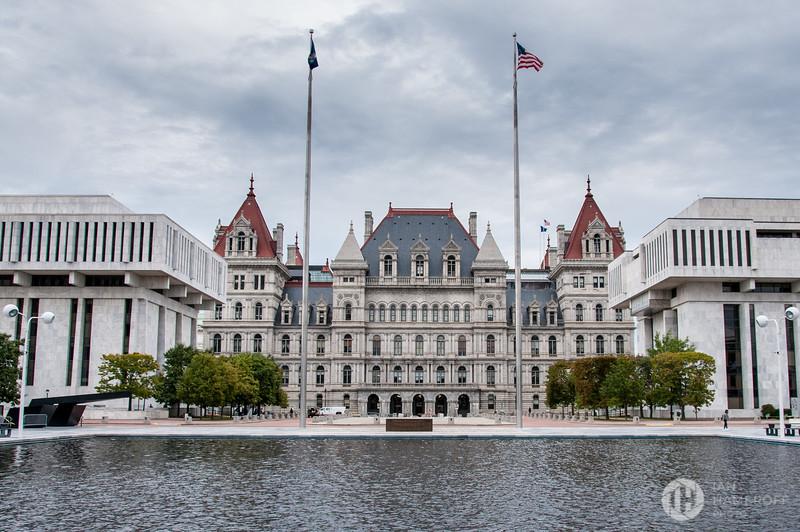 N.Y.S. Capitol