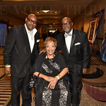 Charles Diggs, Donna and Willie Patterson.