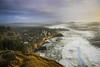Oregon Cliff View