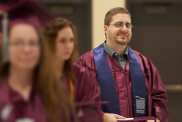 Activity; Graduation; Buildings; La Crosse Center; Location; Inside; Time/Weather; cloudy; Type of Photography; Portrait; UWL UW-L UW-La Crosse University of Wisconsin-La Crosse; Winter; December