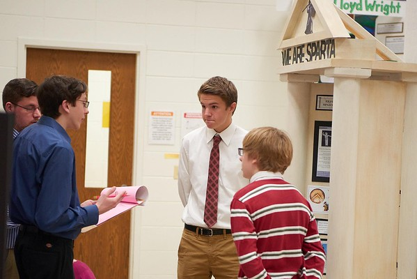 Buildings; Cartwright; Location; Inside; People; Student Students; Spring; April; Type of Photography; Candid; UWL UW-L UW-La Crosse University of Wisconsin-La Crosse; Local High Schools middle school; National History Day