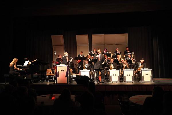 UW-L Tuxedo Dance Orchestra 2016