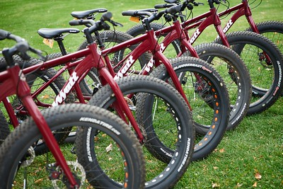 "Bike; Biking; cloudy; Club; day; Daytime; Fall; Group; Icon; Man men; November; Outside; ""Recreational Eagle Center; REC""; Speaking; Student students; Woman women"