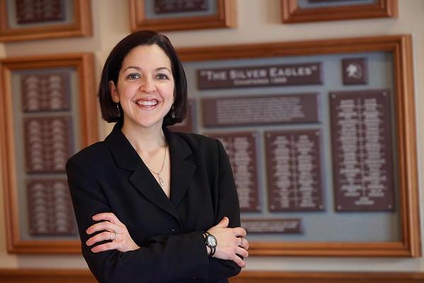 UWL UW-L UW-La Crosse University of Wisconsin-La Crosse; People; Woman Women; Alumni; Winter; January; Type of Photography; Posed; Portrait; Location; Inside; Buildings; Cleary