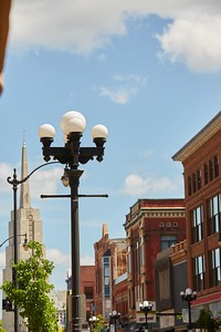 Buildings; Downtown; Location; Outside; Time/Weather; day; Downtown La Crosse views; Main Street