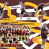 maroon gold background Madison H proof