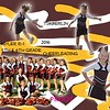 maroon gold background Timberlin proof