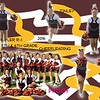 maroon gold background Tinley proof