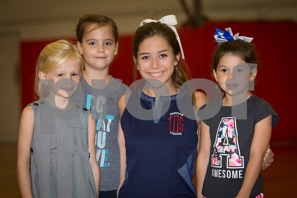Kiddie Cheer Camp