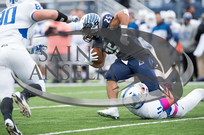 St. Anselm Football v. Assumption