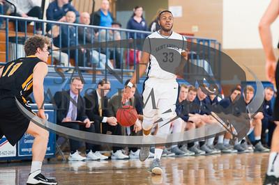 Men's Basketball vs. Adelphi (1/26/16) Courtesy Jim Stankiewicz