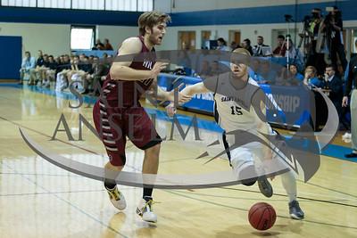 Men's Basketball vs. PhiladelphiaU (3/12/16)