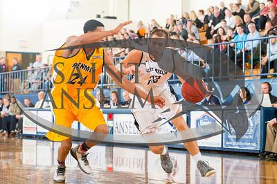 Men's Basketball vs. SNHU (11/18/15)