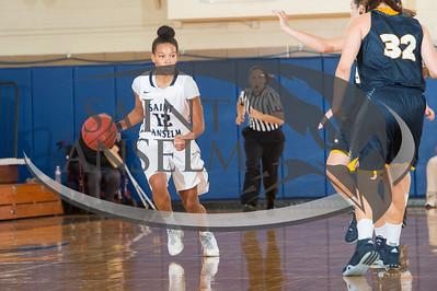 Women's Basketball vs. SNHU (11/19/15) Courtesy Jim Stankiewicz