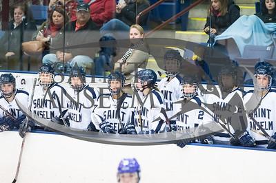 Women's Ice Hockey vs. Holy Cross (11/14/15) Courtesy Jim Stankiewicz