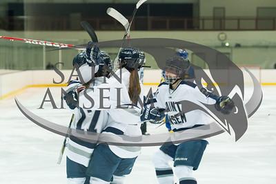 St. A's Womens Hockey v St. Scholastica