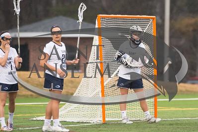 Women's Lacrosse vs. Post (3/10/16) Courtesy Jim Stankiewicz