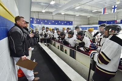Ice Hockey vs. Germantown Academy