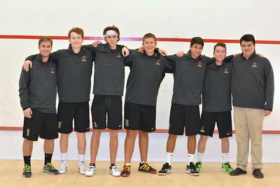Squash Senior Night