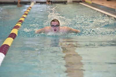 Swimming and Diving vs. Penn Charter