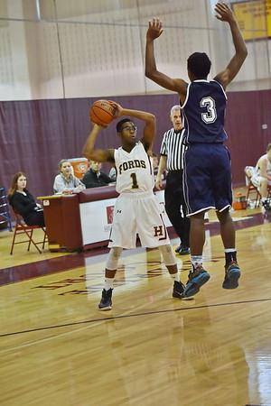 Varsity Basketball vs. Friends' Central