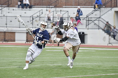 Varsity Lacrosse vs. La Salle College High School