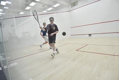 Varsity Squash vs. EA