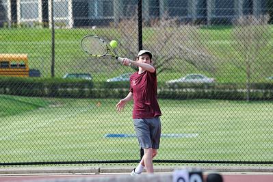 Varsity Tennis vs. Conestoga