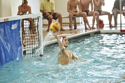 Water polo vs. Loyola Blakefield