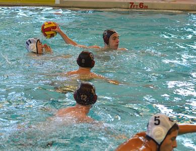 Water polo vs. The Hill School