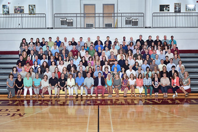 2015-16 Faculty and Staff