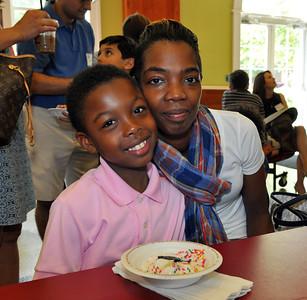 Lower School  Ice Cream Social for New Boys