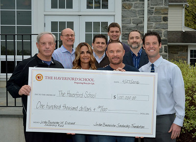 Jordan Baumeister '05 Scholarship Fund